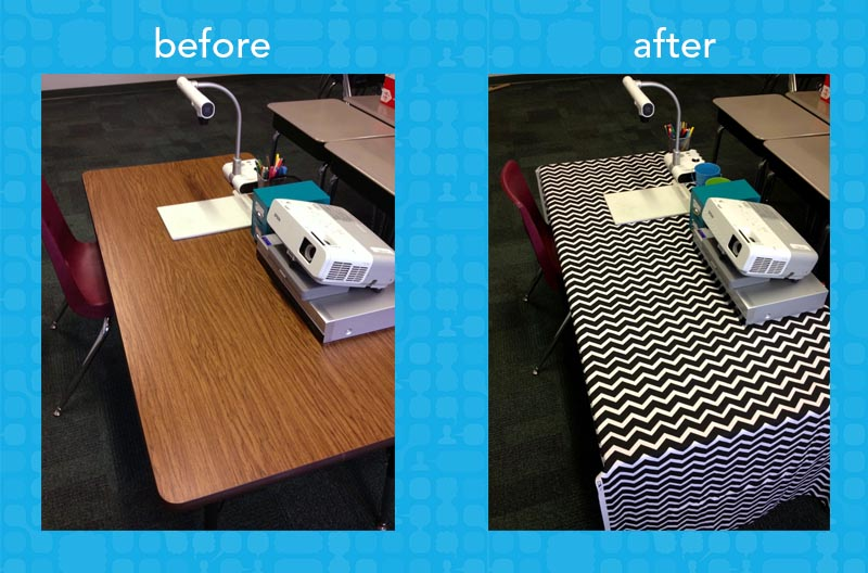 Marvelous 4 Classroom Makeover Tricks That Any Teacher Can Do Showbie Interior Design Ideas Inamawefileorg