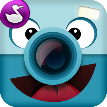 Chatterpix Kids app icon