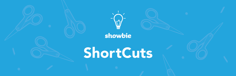 Showbie Shortcuts
