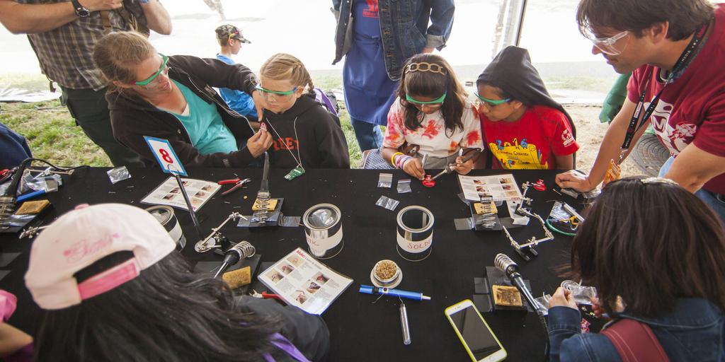 Students of the Future - Creators, Makers, Investigators